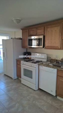 Newly Renovated 3 Bed 1 Bath with in Unit Laundry $3,000 - Medford - Tufts $3,000