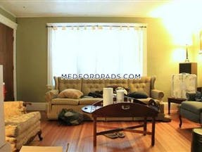 Medford Apartment for rent 2 Bedrooms 1 Bath  Tufts - $2,400