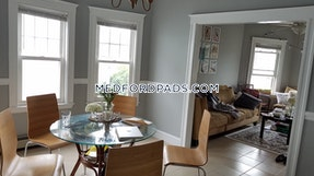 Medford Apartment for rent 4 Bedrooms 2 Baths  Tufts - $3,600